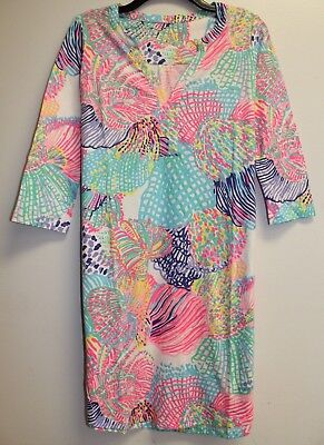 $29.90 • Buy NWOT Lilly Pulitzer - Ali Dress Multi Roar Of The Sea - Small