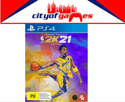 AU124.95 • Buy NBA 2K21 Mamba Forever Edition PS4 Game Brand New In Stock