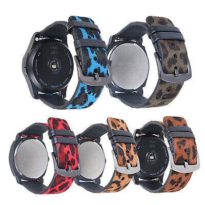 $ CDN15.41 • Buy For Apple Watch Leather Wrist Band 38/40/42/44 Mm IWatch Strap Series 5 4 3 2 1