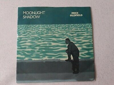 £4 • Buy Mike Oldfield Moonlight Shadow 7 Inch Good Condition