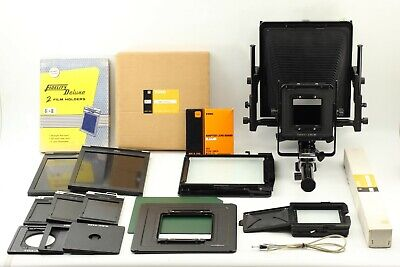 £1738.30 • Buy 【 New Bellows MINT 】 Toyo View G 8x10 810 Large Format Film Camera From JAPAN