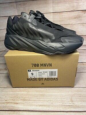 $ CDN441.36 • Buy Adidas Yeezy Boost 700 MNVN Black NEW Size 9 100% Authentic DS