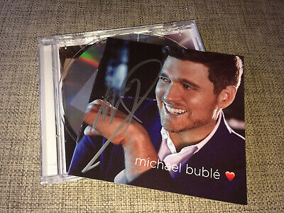 £32.56 • Buy Michael Buble / BublÉ - Love - Strictly Limited Autographed / Hand Signed Cd