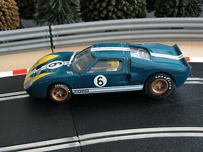 Scalextric Rare Altaya Ford Gt C35 Mint • 10.50£