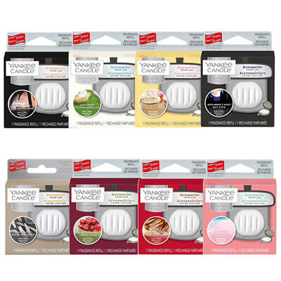 Yankee Candle Charming Scent Fragrance Refills  Cars Last Upto 30 Days * Select* • 6.99£