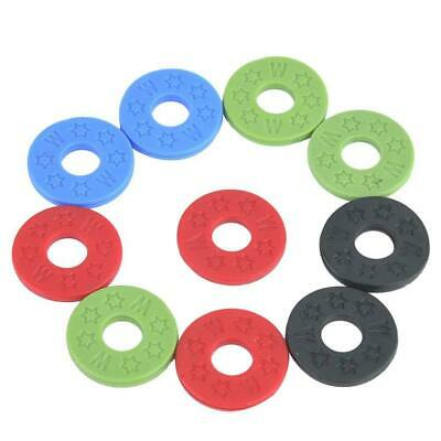 $ CDN8.16 • Buy 10Pcs Guitar Strap Locks Washer Rubber Safety Strap Lock Washer For Guitar Bass