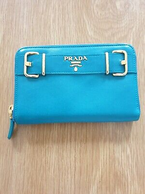 Genuine Prada Ladies Wallet Purse Perfect Condition • 190£