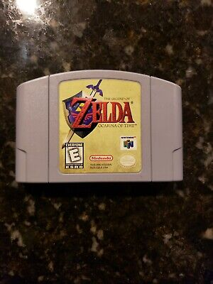 $30 • Buy The Legend Of Zelda: Ocarina Of Time - Cartridge Only (N64)
