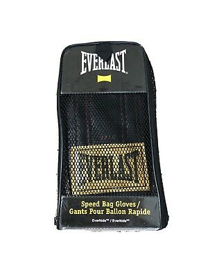 $ CDN15.99 • Buy Everlast 4310 Everhide Speed Bag Gloves Sparring Striking Training Boxing MMA