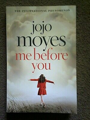 AU5 • Buy Me Before You By Jojo Moyes (Paperback, 2012)