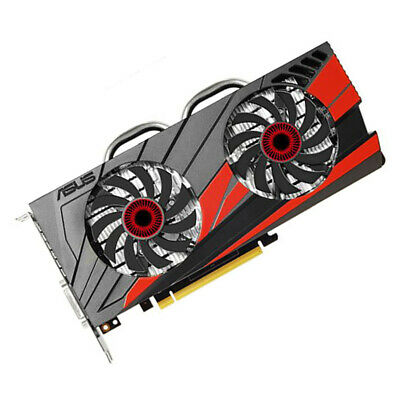 $ CDN218.73 • Buy Original ASUS NVIDIA GeForce GTX 1060 192bit 3 GB Video Card 3GD5 HDMI 1152sp DP