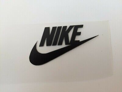 Nike Text Iron On Logo Unofficial Various Sizes And Colours • 2.49£