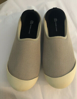 $68 • Buy MAHABIS Summer Slippers Shoes Convertible Beige EUR 40 W 8.5/9  M 7/7.5 NEW