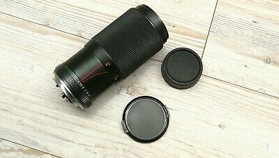 Yashica ML 80-200mm F4 1:4 Contax Yashica, C/Y Mount Lens  Some Fungus Like Dots • 19.99£