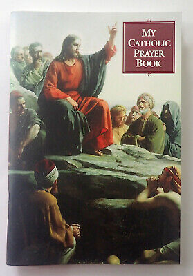 My Catholic Book Of  Prayers Colour Illustrated 96 Page Religious Gift  • 6.99£
