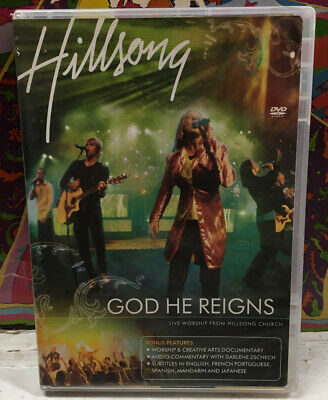$10 • Buy Hillsong God He Reigns DVD
