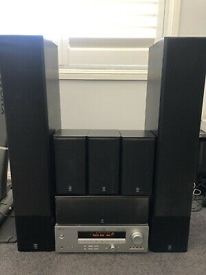 AU250 • Buy Yamaha HTR 5940 6.1 Channel Home Theatre System