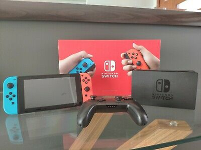 AU440 • Buy Nintendo Switch (2019) + 6 Games + Stand + 400GB SD Card