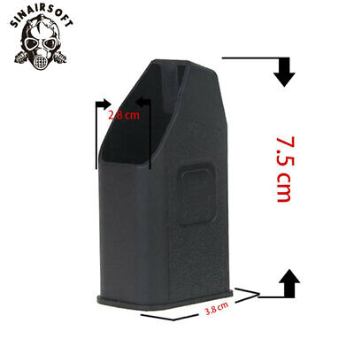 $ CDN5.31 • Buy Tactical Magazine Ammo Speed Loader For 9mm .40 .357 .45 GAP Mags Clips Glock BK