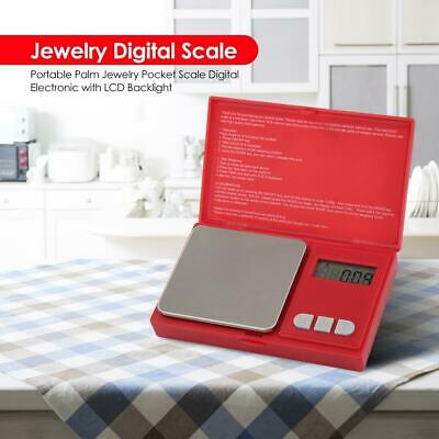 AU9.45 • Buy 0.01g-1000g Mini Digital Jewelry Pocket Scale| Gram Precise Weighing Balance