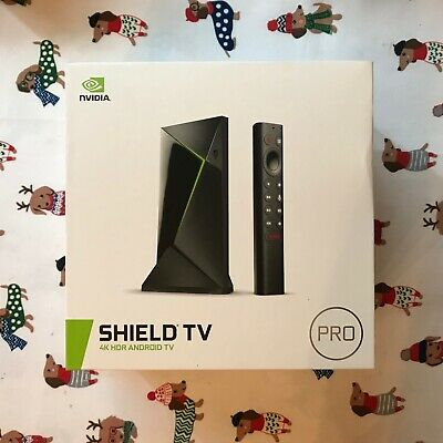 $ CDN313.44 • Buy NVIDIA SHIELD 4K HDR Android TV Pro 16GB Streaming Media Player Google Assistant