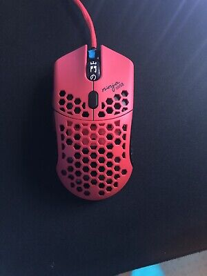 $202.50 • Buy Finalmouse Air58 Ninja Gaming Mouse - Cherry Blossom Red