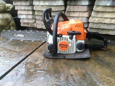 """View Details STIHL MS180 Chainsaw 14"""" Chain Petrol Sthil • 145.00£"""