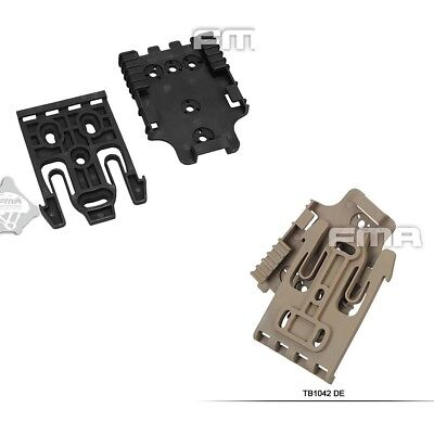 $ CDN7.59 • Buy QLS Kit Quick Locking System Buckle Clamp Lock For Safariland Holster
