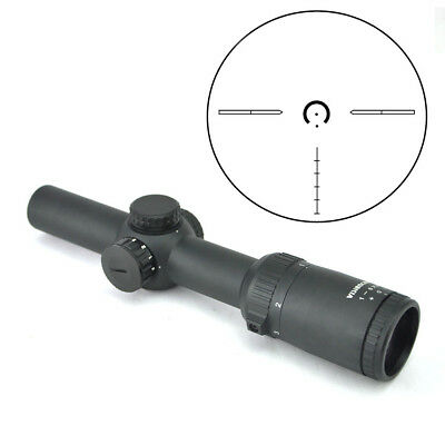 $169.99 • Buy Visionking 1-8x24 Rifle Scope Military Tactical Hunting Shooting Sight