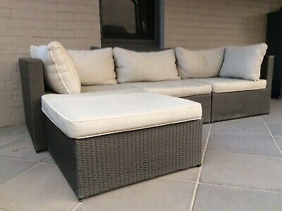 AU100 • Buy Outdoor Furniture Setting Used