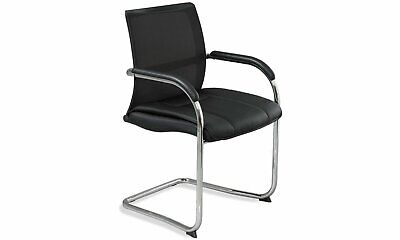 AU239 • Buy Kookaburra - Visitors Chair Mesh Back Cantilever Base