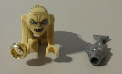 (B5/25 - 2 Lego 1x Lor031 Gollum Lord Of The Rings 71218 79000 Used • 15.87£
