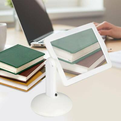 LED Magnifying Glass With Light Lamp Hands Free Magnifier Foldable Clamp UK • 7.29£