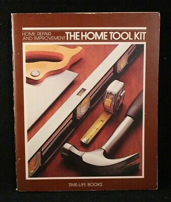 AU1.29 • Buy The Home Tool Kit - Home Repair And Improvement - 1976 - Paperback - GP10