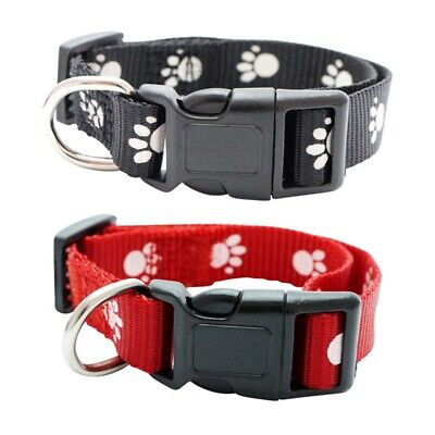 Pet Dogs Cat Collar Nylon Anti Flea & Tick Protection Louse Neck Ring Collar New • 5.99£
