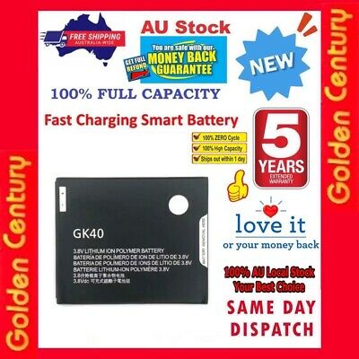 AU15.95 • Buy *2019* New Battery For Motorola GK40  MOTO G4 G5 PLAY E4 XT1607 XT1609 XT1670