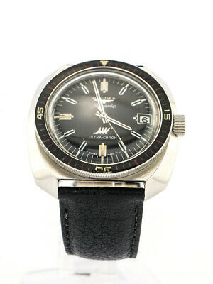 £1329.31 • Buy Longines ULTRA-CHRON Diving Watch 60's