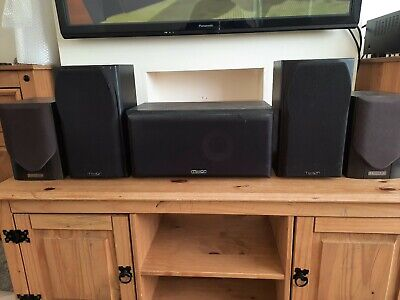 Mission Centre Speaker 70cl And Left And Right Mission Speakers. 3 In Total. • 20.70£
