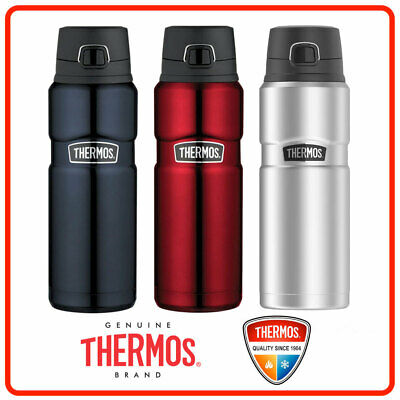 AU37.95 • Buy THERMOS Stainless King STAINLESS Vacuum Insulated Bottle 710ml Leak Proof Flask