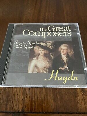 The Great Composers. Haydn CD • 1.99£