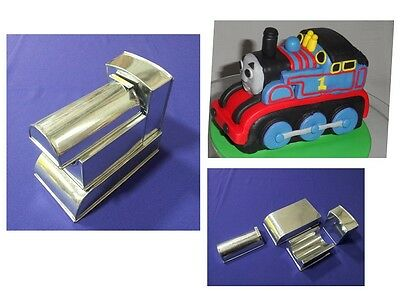Novelty Baking Tins - 3D Thomas The Train Cake Tin - 3  Deep - 4 Part • 9.49£
