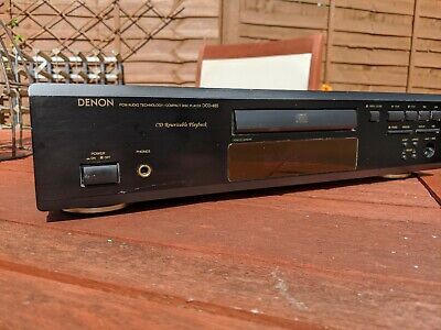 Denon Dcd-485 Pcm Audio Technology / Compact Disc Player. Good Working Order • 49.95£