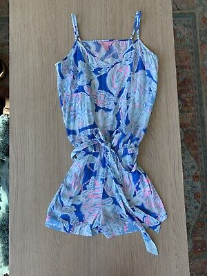 $20 • Buy Lilly Pulitzer Romper Small