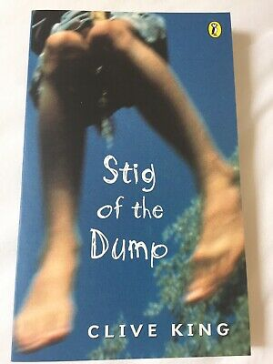Stig Of The Dump By Clive King (paperback) • 4.50£