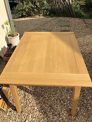 Ercol Montina Small Extending Dining Table In Oak • 50£