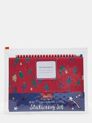 £7.95 • Buy Joules Childrens Stationery Set