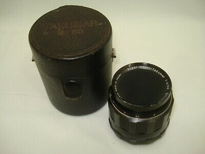 $ CDN106.40 • Buy VTG Fine Condition Takumar M42 Screw Mount Lens Super Macro 1:4/50 Asahi  C1