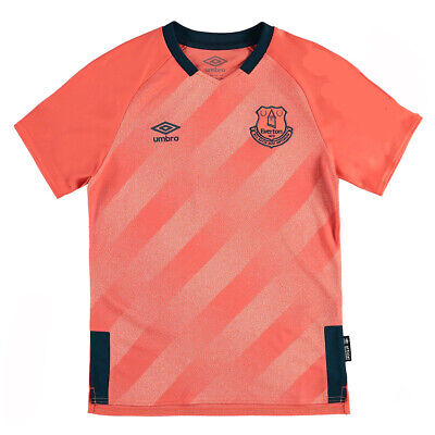 New With Tags Everton FC Away Shirt Top 19/20 Jersey Adult XL Short Sleeve • 14.99£