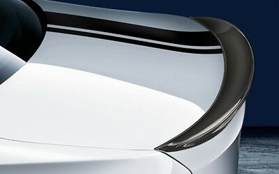 AU1195 • Buy Boot Spoiler Carbon Fibre *Genuine BMW* F30 3 Series M Performance 51712240832