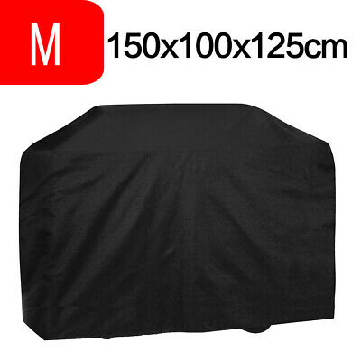 AU24.69 • Buy 59  BBQ Grill Cover 4 Burner Waterproof Outdoor Gas Charcoal Barbecue Protector